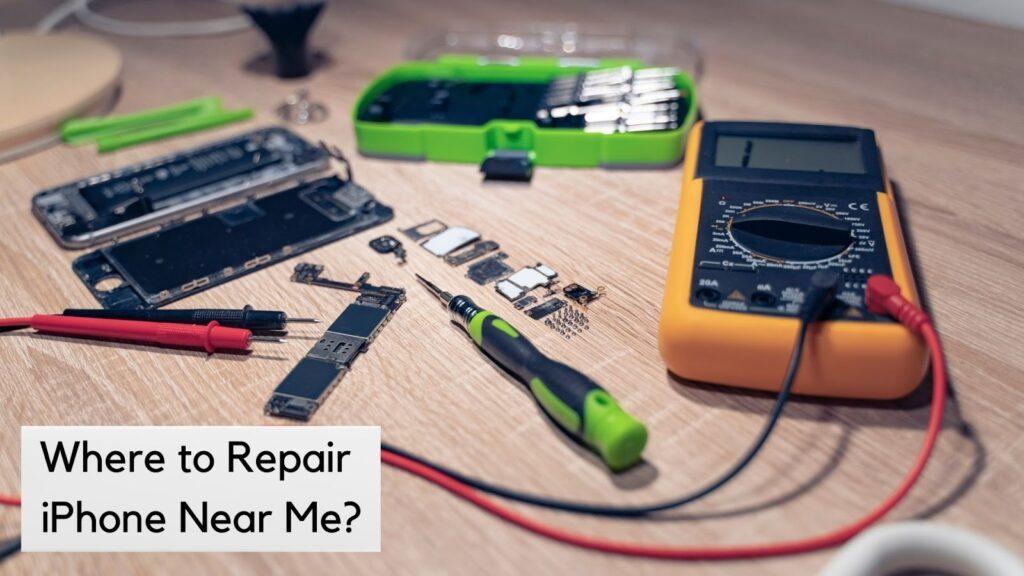 Where to Repair iPhone Near Me