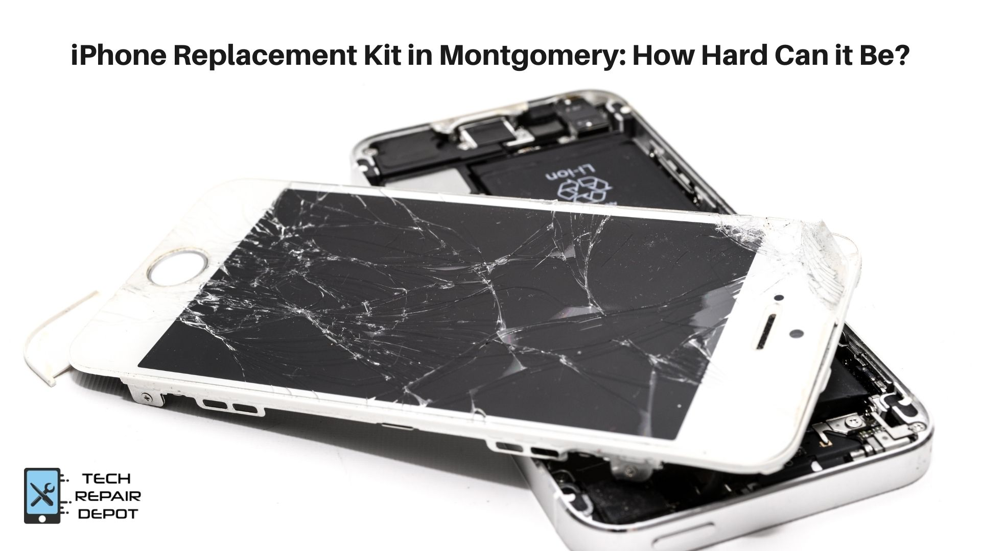 iPhone Replacement Kits in Montgomery