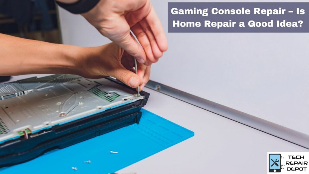 Gaming Console Repair in Montgomery